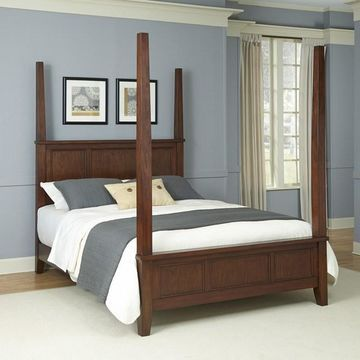 Home Styles Chesapeake Poster Bed