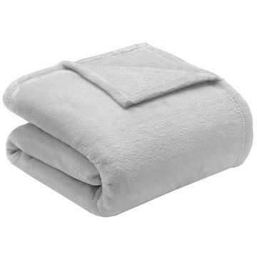 Intelligent Design Microlight Plush Blanket