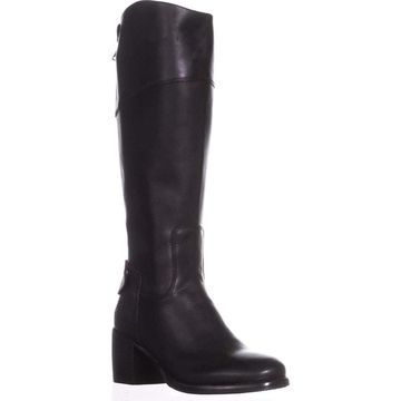 Patricia Nash Womens Loretta Round Toe Knee High Fashion Boots