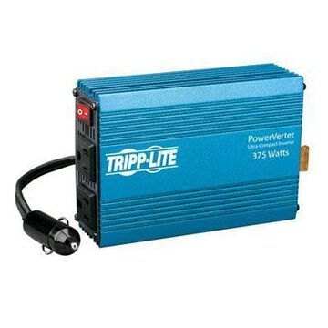 Tripp Lite PowerVerter Two-Outlet Ultra-Compact Power Inverter