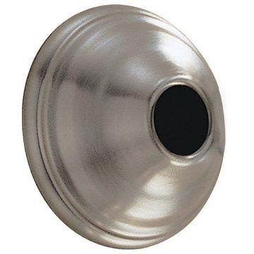 Delta Shower Flange, Stainless Steel