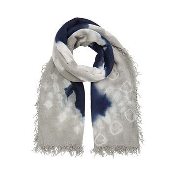 Chan Luu Cashmere and Silk Tie-Dye Scarf