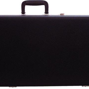 Mustang Bass Guitar Case Black Black