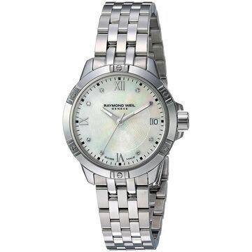 Raymond Weil Women's 5960-ST-00995 'Tango' Diamond Stainless Steel Watch