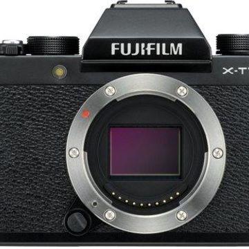 Fujifilm X-T100 Mirrorless Digital Camera (Black)