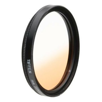 Brand New Tiffen 55mm Graduated Sunrise Filter