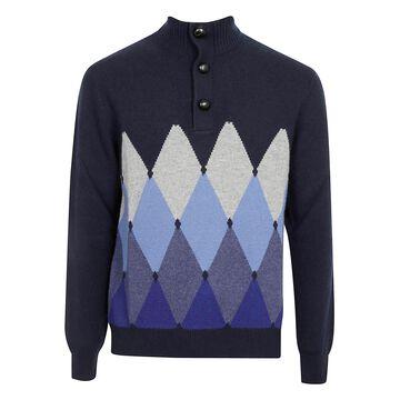 Ballantyne Half T-neck Pullover