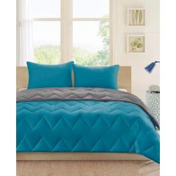 Intelligent Design Trixie Reversible 3-Pc. King/California King Comforter Set Bedding