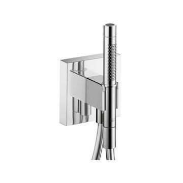 Hansgrohe Starck Chrome 2-Spray Handheld Shower