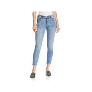 DL1961 Womens Florence Jeans Denim Mid Rise