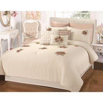 Chic Home Rosetta Comforter Set