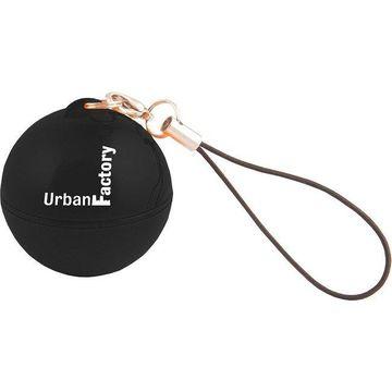 URBAN FACTORY UMB01UF URBAN MUSIC BALL BLACK