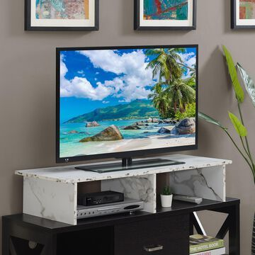 Convenience Concepts Designs2Go Large TV/Monitor Riser, Multiple Finishes