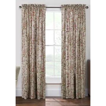 Commonwealth Home Fashions Rockport Rod Pocket Panel Curtains -
