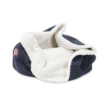 """Majestic Pet 17"""" Wales Burrow Dog Bed"""