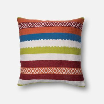 DSETP0215ML00PIL3 22 x 22 in. Indoor & Outdoor Down Insert Decorative Pillow - Multi