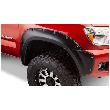 Bushwacker 12-15 Toyota Tacoma Pocket Style Flares 2pc - Black