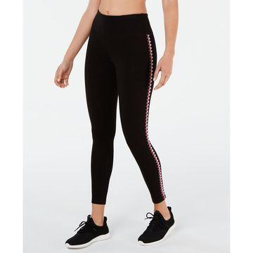 Blanket-Stitch Leggings, Created for Macy's