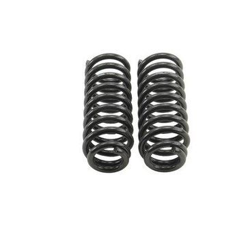 Belltech 4207 Lowering Springs, Powdercoated Silver, Front