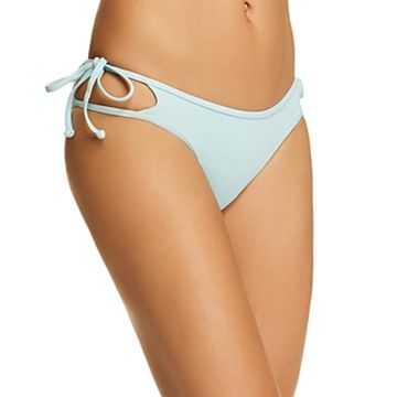 L Space Womens Side Tie Cut-Out Swim Bottom Separates