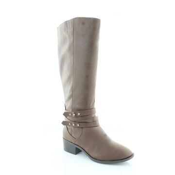 Material Girl Damien Women's Boots Cognac