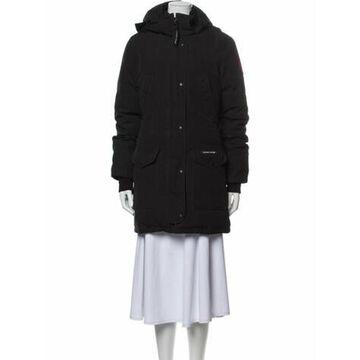 Down Coat Black