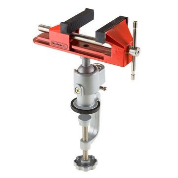 Stalwart 3 in. Jaw 360 Degree Swivel Table Vise