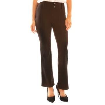 Bcx Juniors' Pull-On Ponte-Knit Pants
