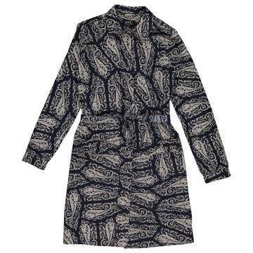 Apc \N Navy Cotton Dresses