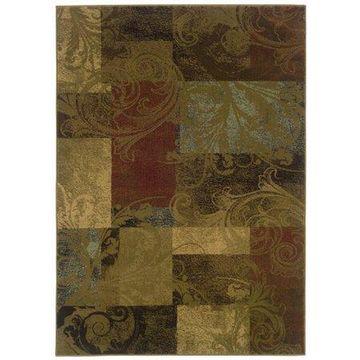 Oriental Weavers of America Maitland, Green