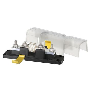 Blue Sea Systems 5007100 110 to 200 amp Class T Fuse Block with Insulating Cover