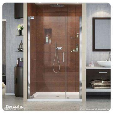DreamLine Elegance Frameless Pivot Shower Door, SHDR-4149720-06