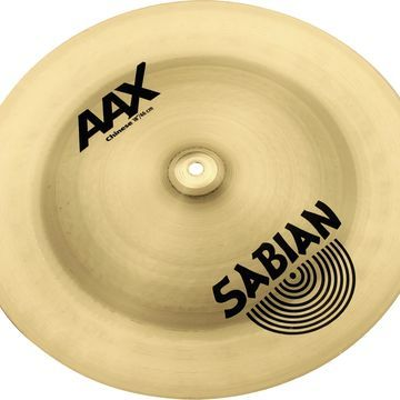 AAX Chinese Cymbal Brilliant 18 in.