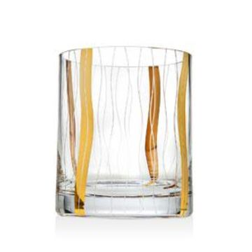 Seabreeze Double Old-Fashioned Glasses, Set of 4