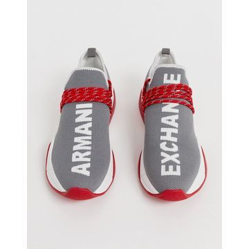 Armani Exchange running sneaker