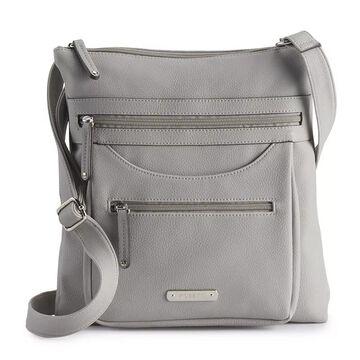 Rosetti Aria Crossbody Bag, Med Grey