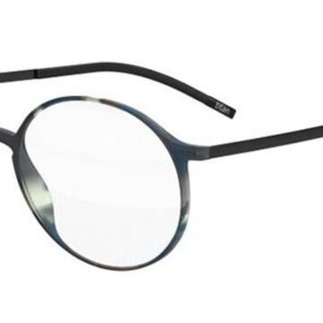 Silhouette 2901 6104 Men's Glasses Tortoise Size 47 - Free Lenses - HSA/FSA Insurance - Blue Light Block Available
