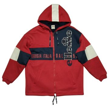 Ellesse Multicolour Polyester Jackets