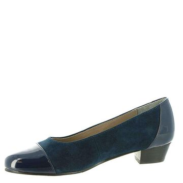 Auditions Womens Ella Leather Cap Toe Special Occasion