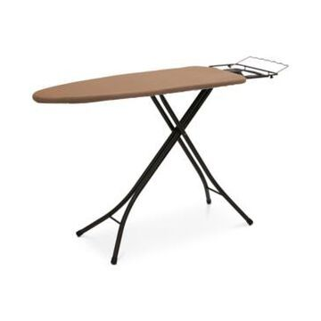 Household Essentials Mega Wide Top Ironing Board with Iron Rest & Hanger Bar