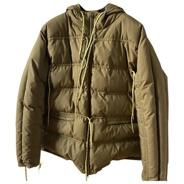 Herno \N Khaki Cotton Coats
