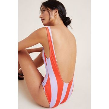 Solid & Striped Anna Marie One-Piece Swimsuit