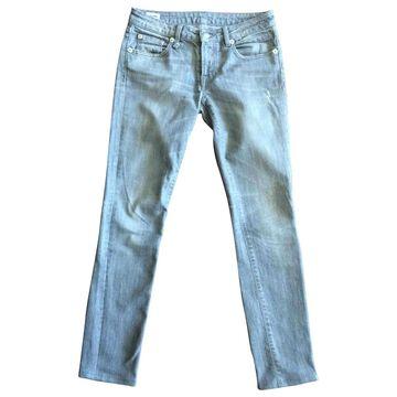 R13 Grey Cotton - elasthane Jeans