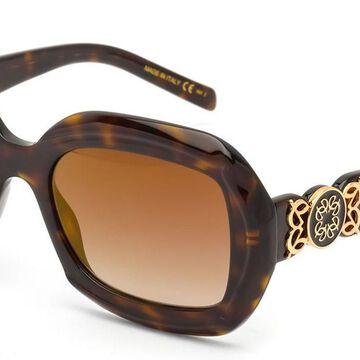 Elie Saab 032/S 0086/JL Men's Sunglasses Tortoiseshell Size 53