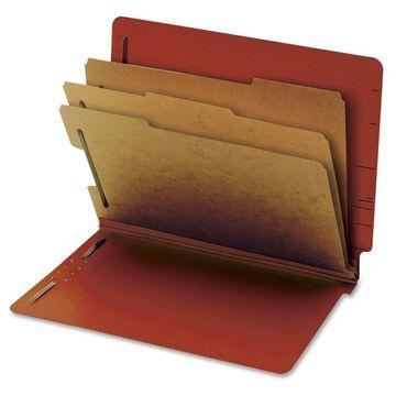 Pendaflex End Tab 3-Div. Classification Folders - Letter - 8 1/2
