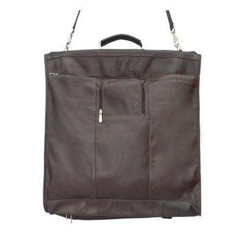 Piel Leather Elite Garment Bag