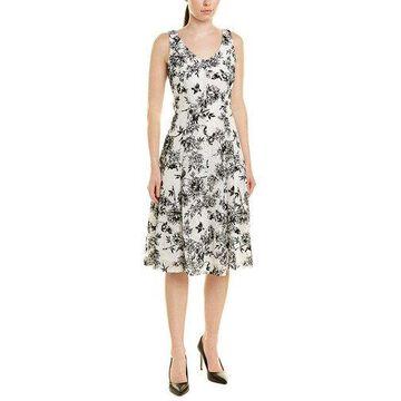 Gabby Skye Womens A-Line Dress