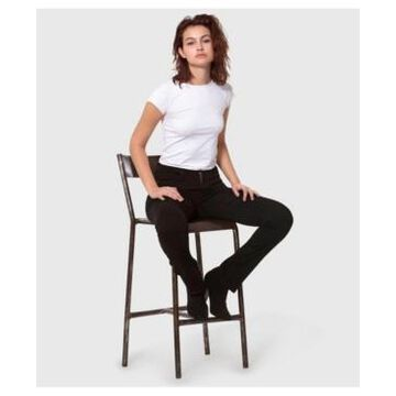 Lola Jeans High Rise Straight Jeans