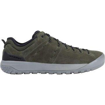 Mammut Men's Hueco Low GTX Shoe - 10.5 - Dark Iguana/Granit