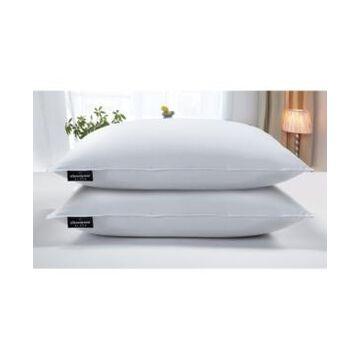 Beautyrest Black Premium Hypoallergenic White Down Pillow, King